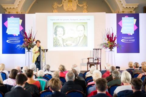 Photo courtesy Henley Literary Festival/James Gifford-Mead